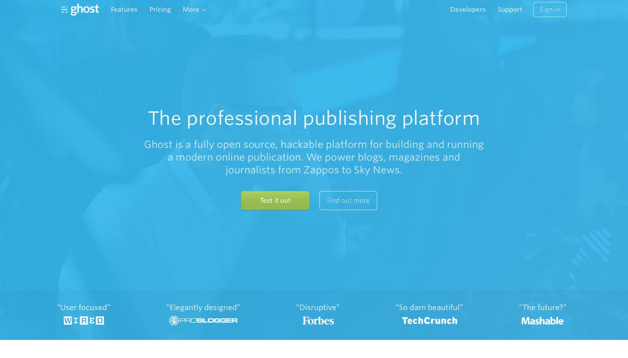 plataformas para crear blogs