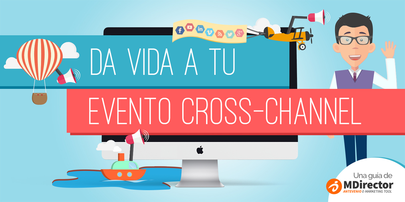 consejos para captar leads: eventos cross-channel