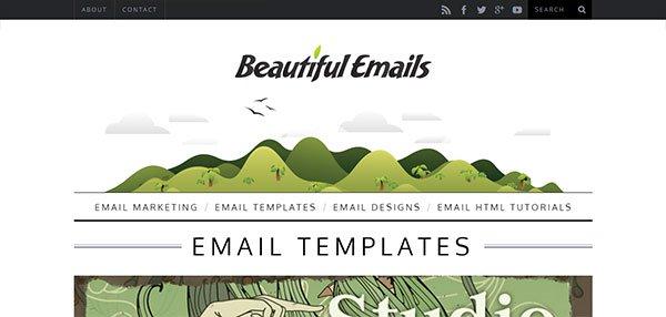 dónde conseguir plantillas de email gratuitas