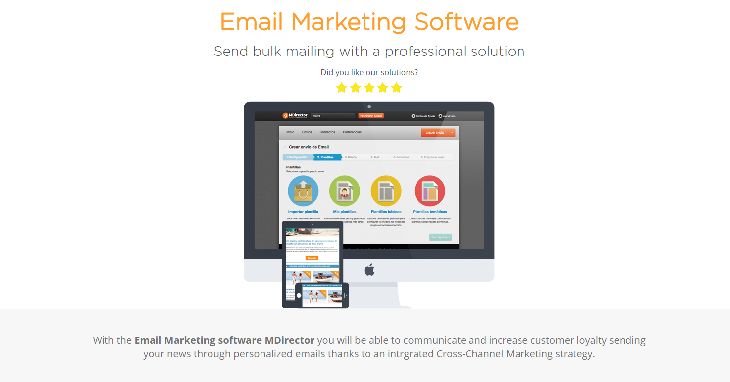 6 objectives that you can achieve with Email Marketing - MDirector.com