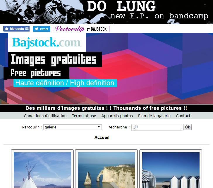 herramientas complementarias para email marketing: Bajstock