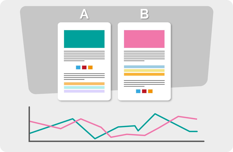 aumentar el engagement de tus suscriptores: Test A/B
