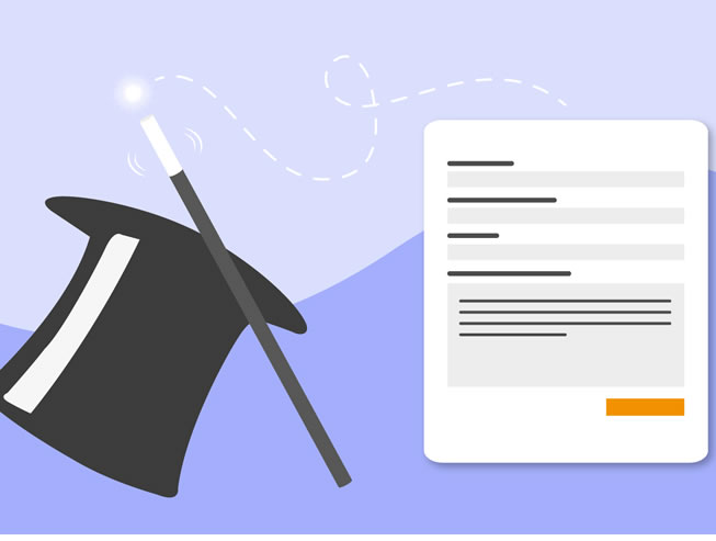 crear un formulario de suscripción