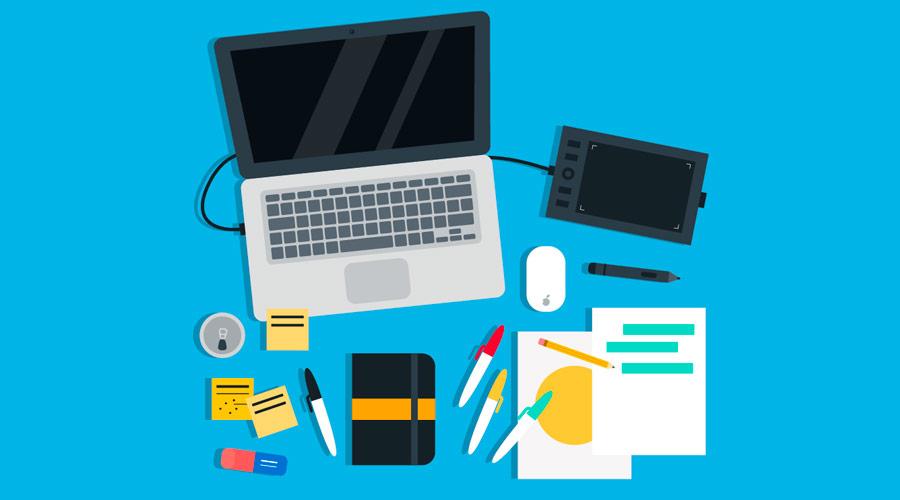 Diseña una plantilla para tu newsletter