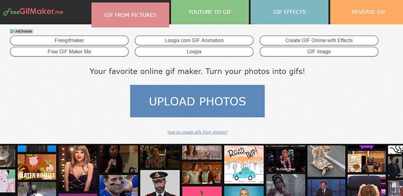 herramientas complementarias para email marketing: Gifmaker
