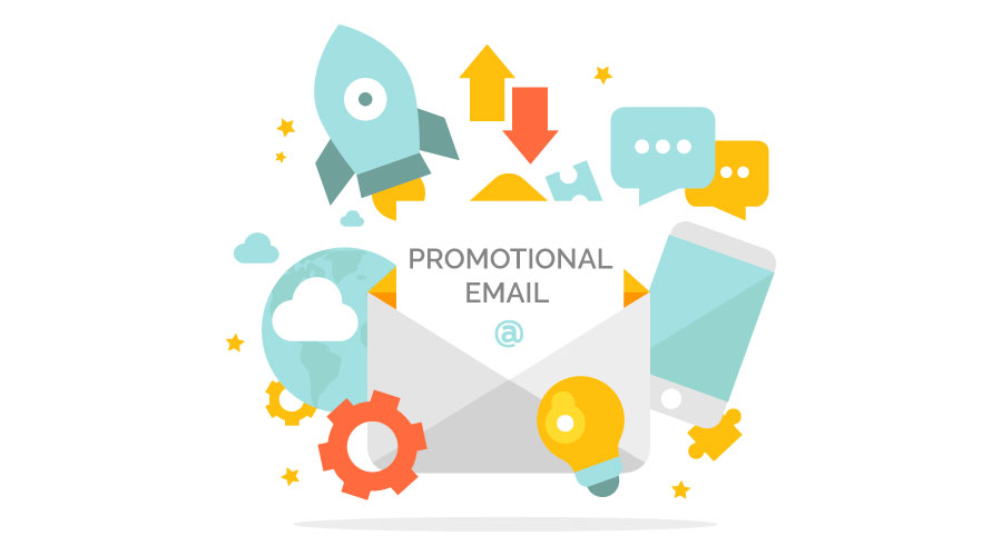 ideas creating promotional emails