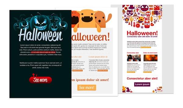 técnicas para tu campaña de Halloween