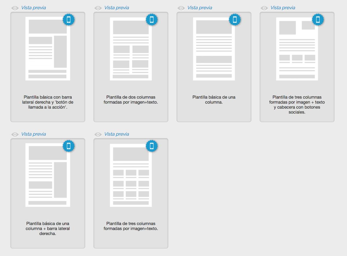 Diseña una plantilla para tu newsletter en 10 minutos