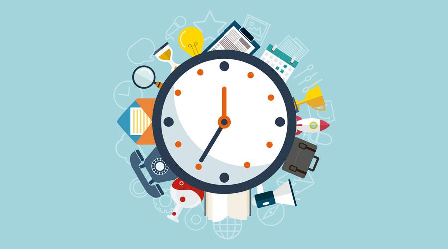 consejos para acciones de email marketing: Hora del envío