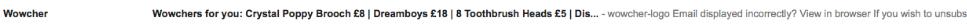 subjects per email originali