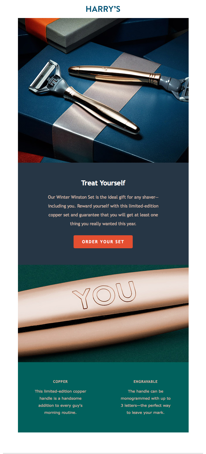 template de email