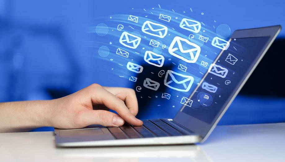 envío de emails por bloques