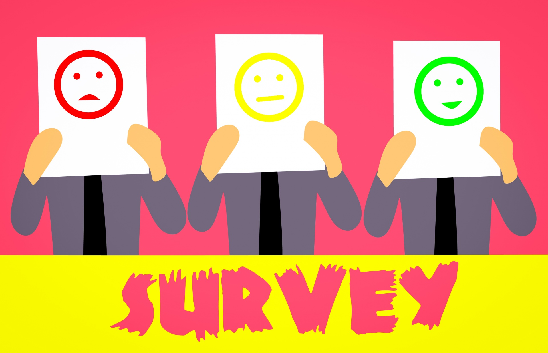 Realiza encuestas a suscriptores