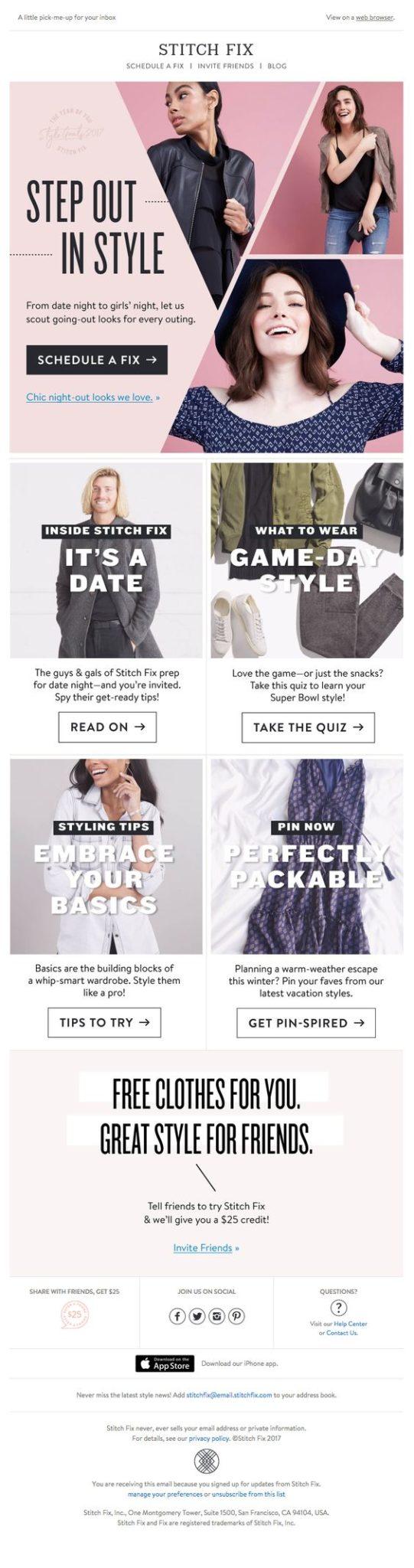 tips di email per potenziare il tuo blog