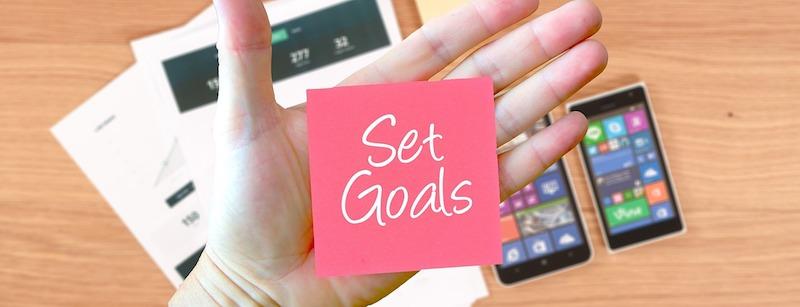 pon el foco en tus objetivos