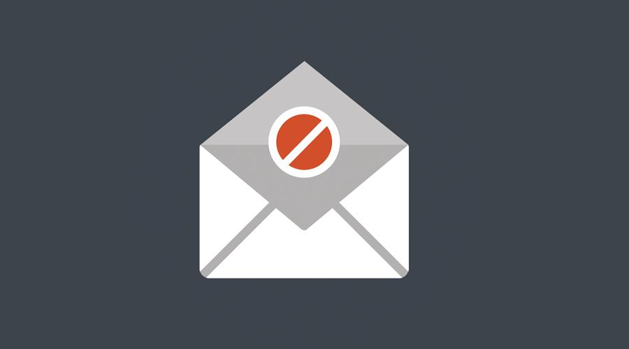 consigli antispam 2018