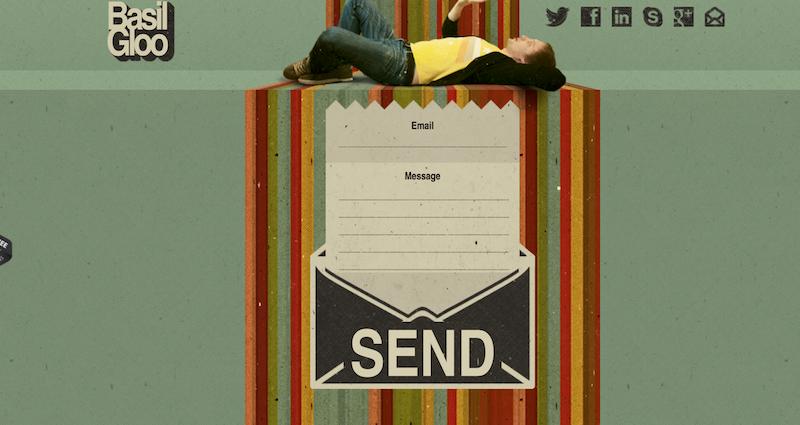 formulario email