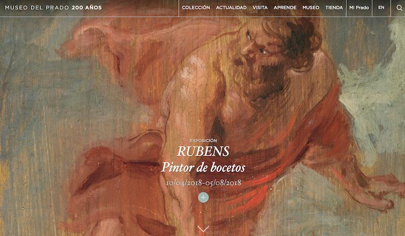 landings de museos: Museo del Prado