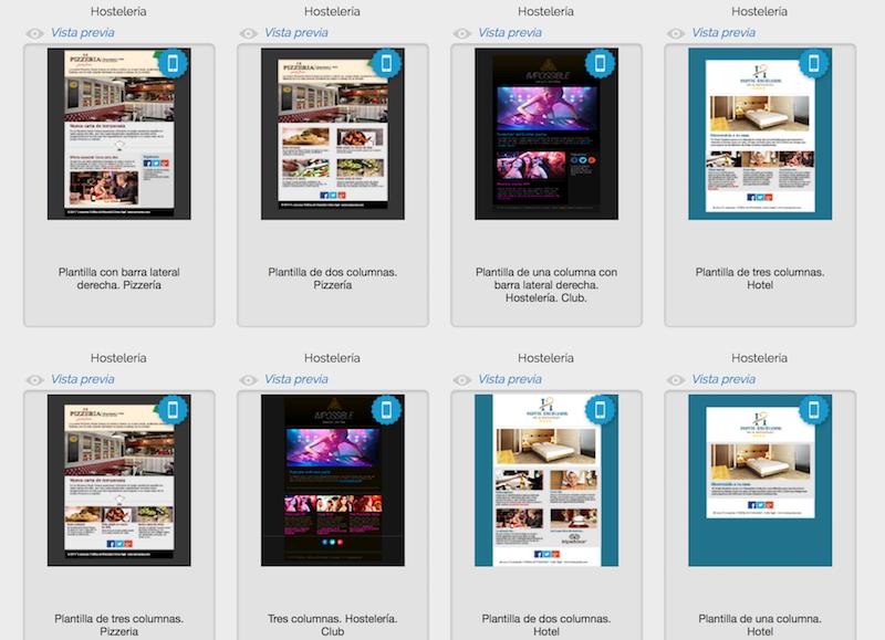 crear template de email mobile