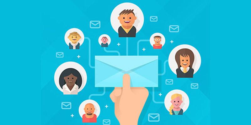El correo electrónico es directo y personalizado