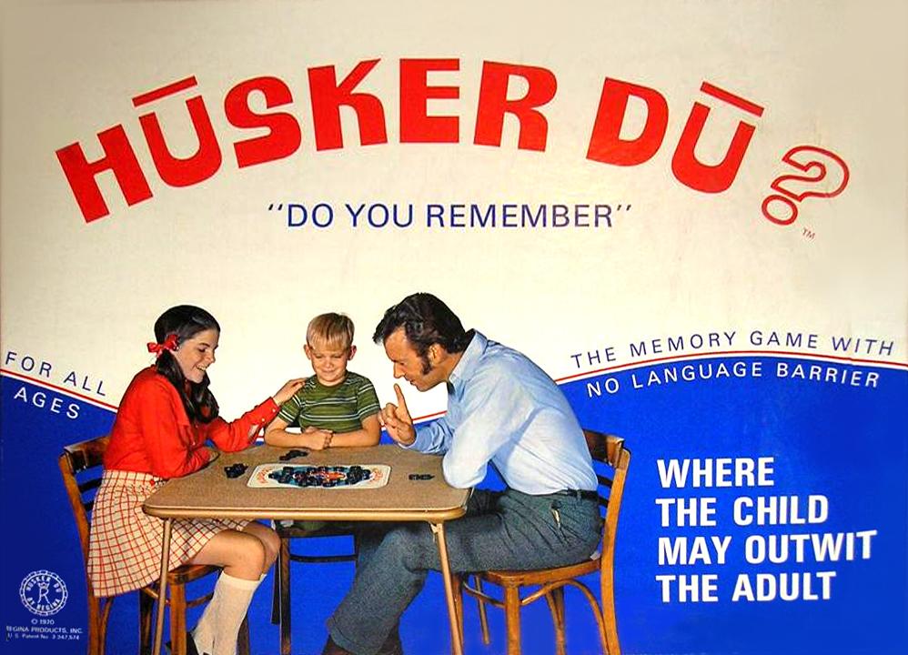 campañas online de publicidad subliminal Husker Du