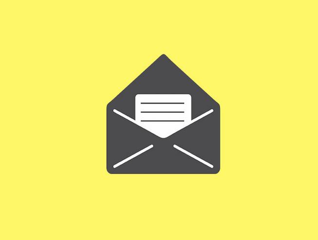 Email destinatarie per abbonati inattivi