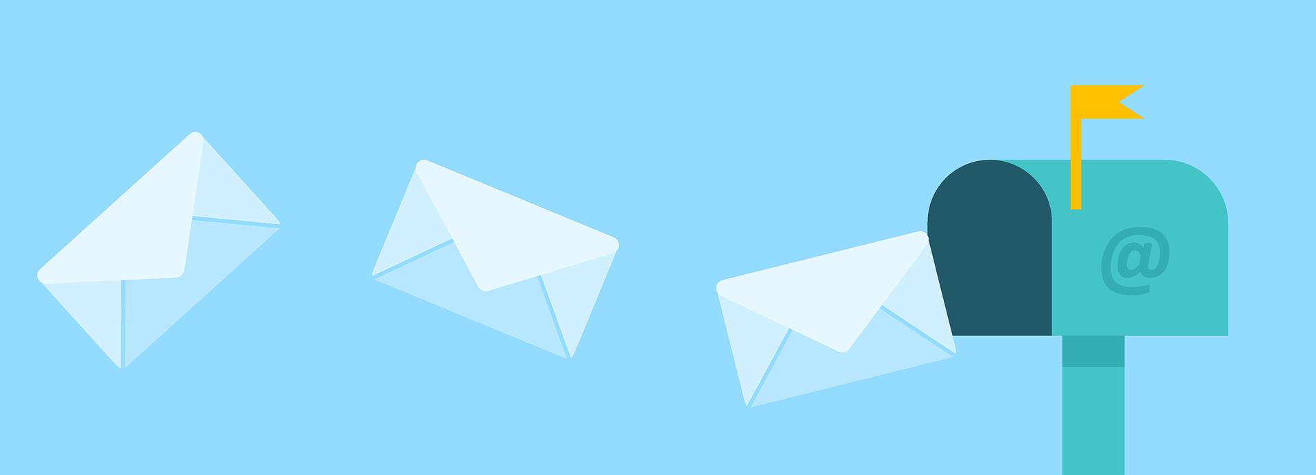 correo electrónico de marketing