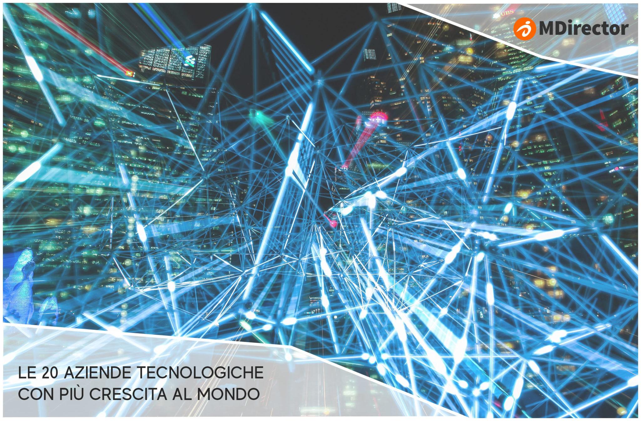 aziende tecnologiche con più crescita