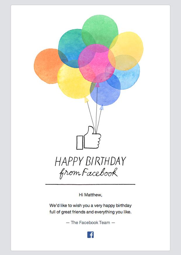 trucos de segmentación cumpleaños