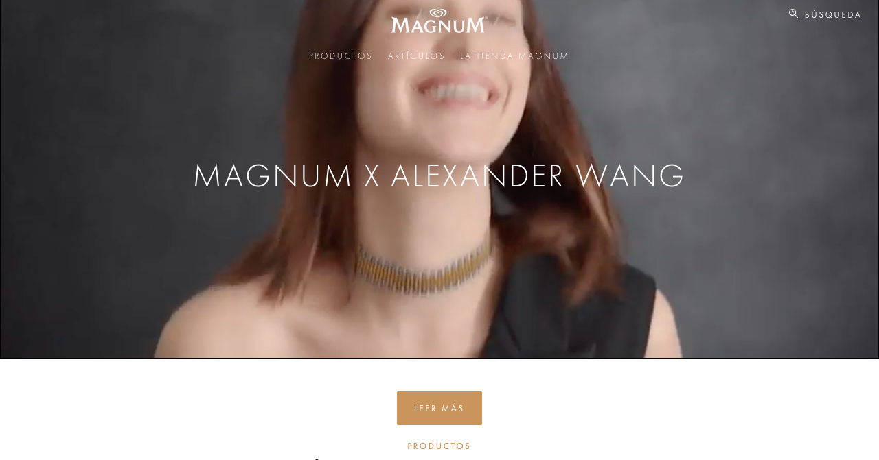 landing pages refrescantes magnum