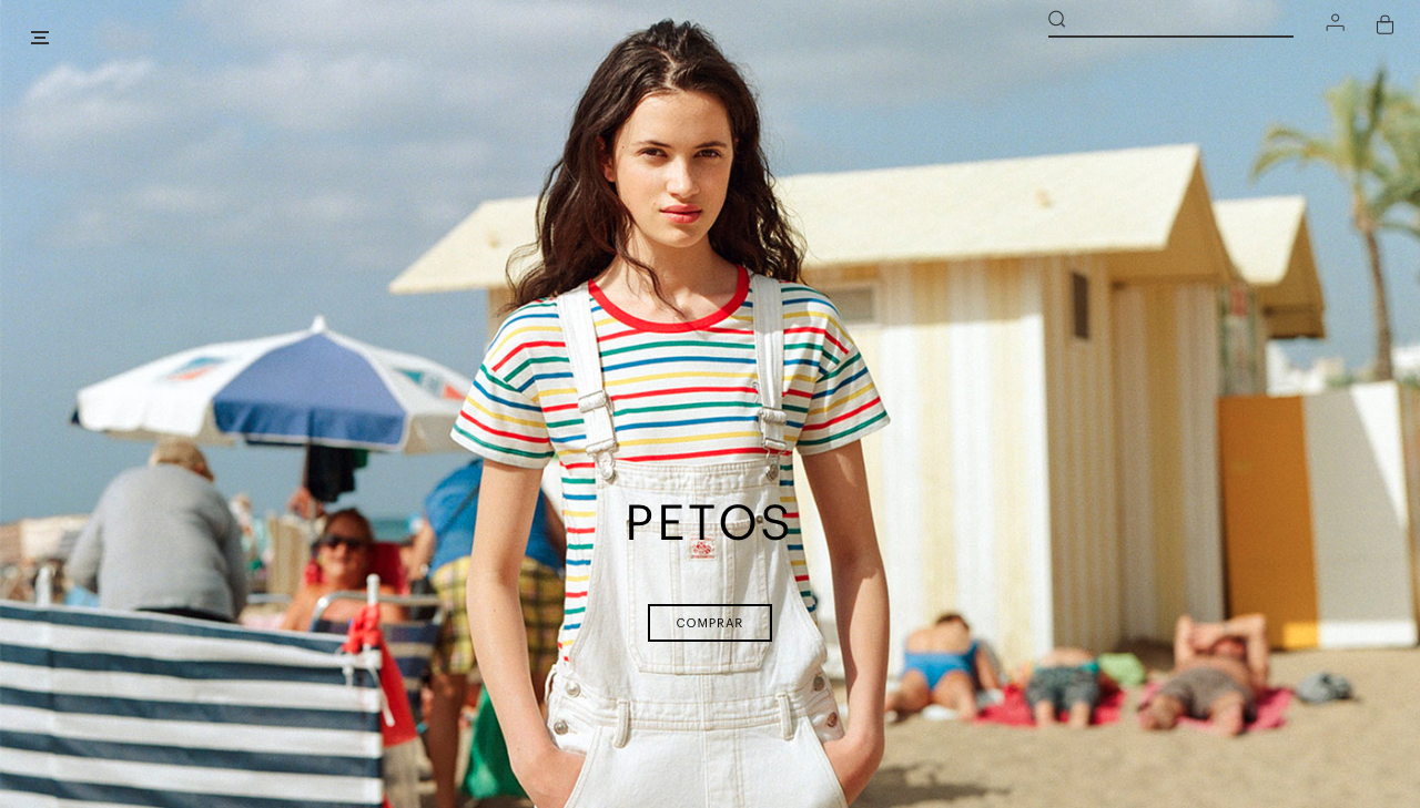 landing pages refrescantes pull&bear
