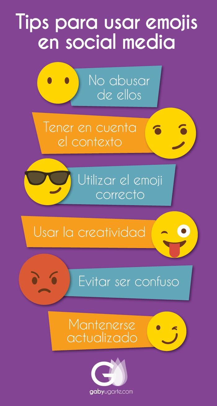 Tips para la apertura de emails con emojis