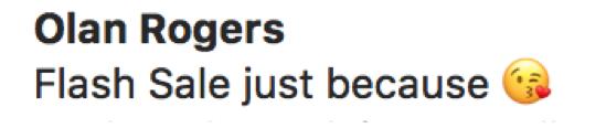 emojis en la newsletter
