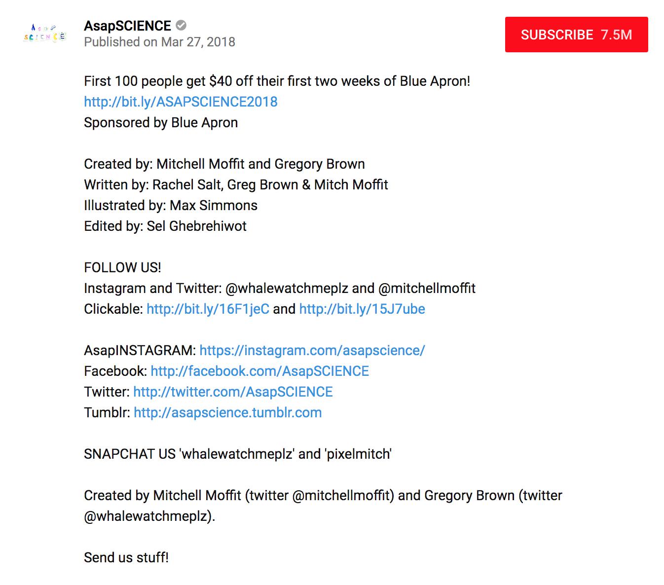 Generar leads en Youtube. Optimizar el contenido