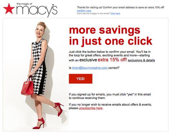 email marketing permiso