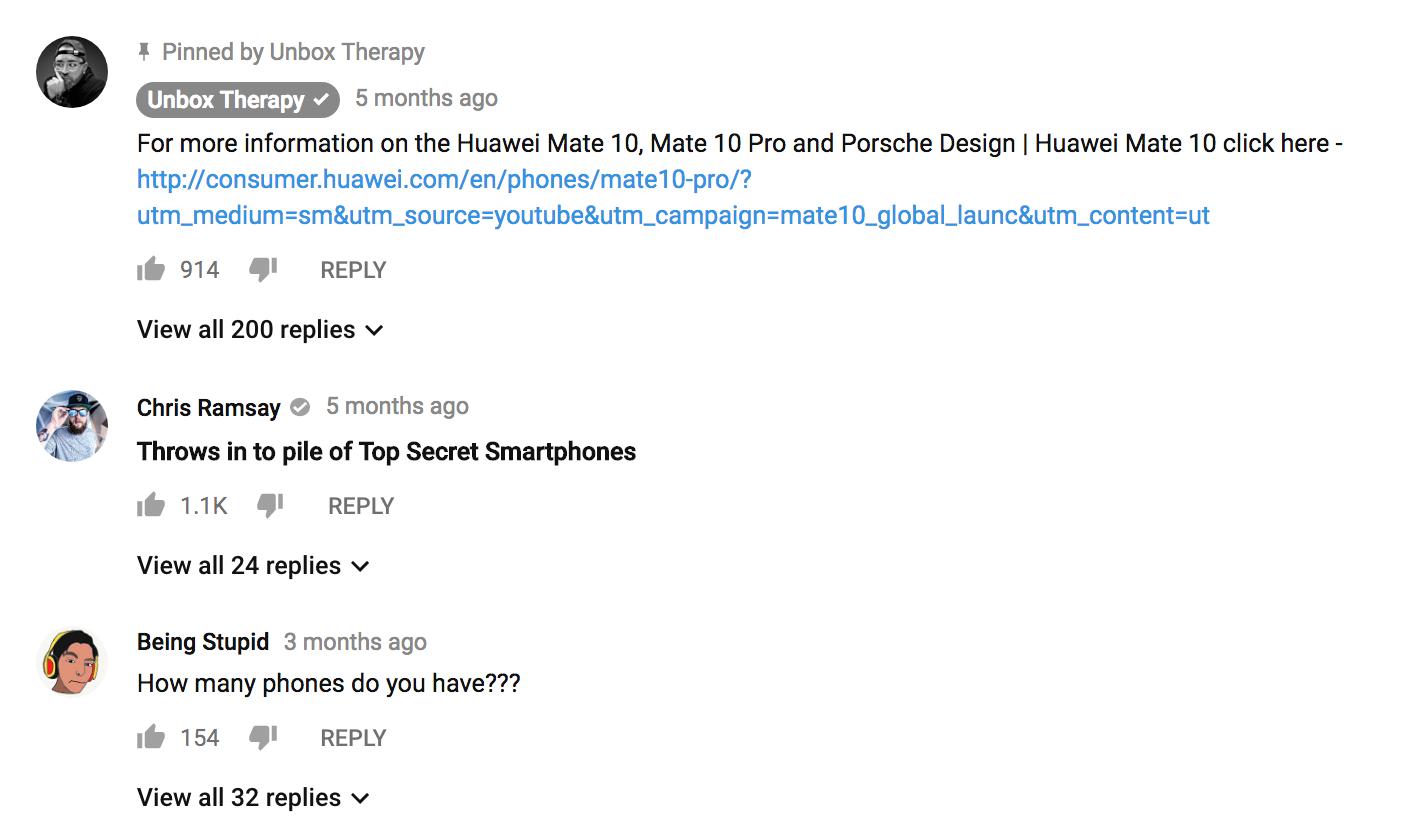 generar leads en Youtube comentarios