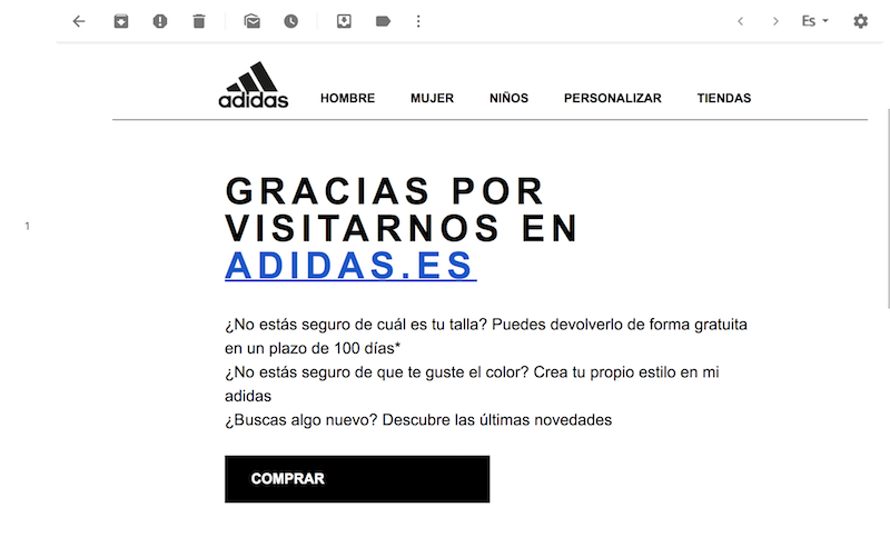 campañas que combinan email marketing y retargeting