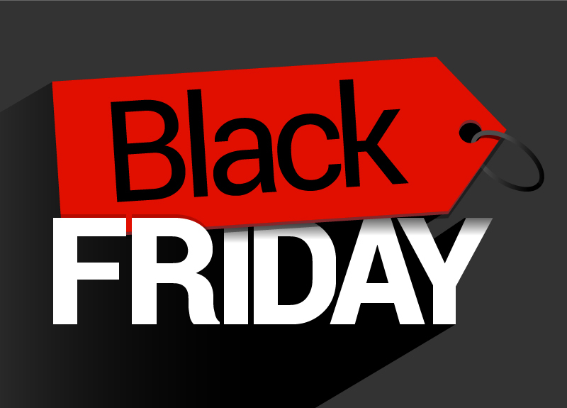 landing pages para Black Friday