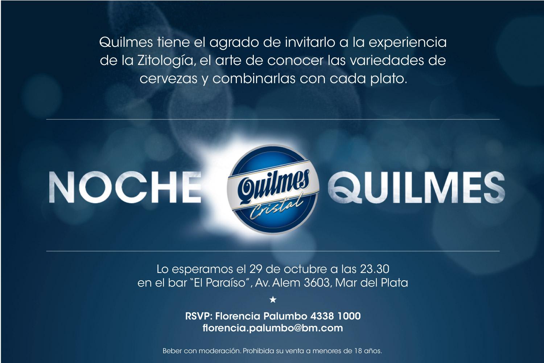 empresas de Argentina que lo están haciendo bien en Email Marketing: Quilmes