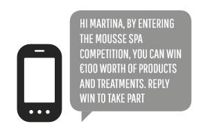 SMS marketing para recuperar clientes perdidos concurso