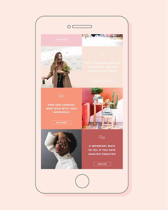 visitas al blog con email marketing mobile