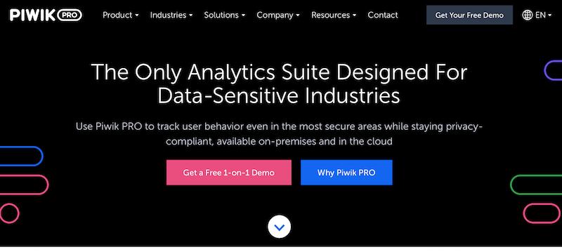herramientas de analítica web PIWIK