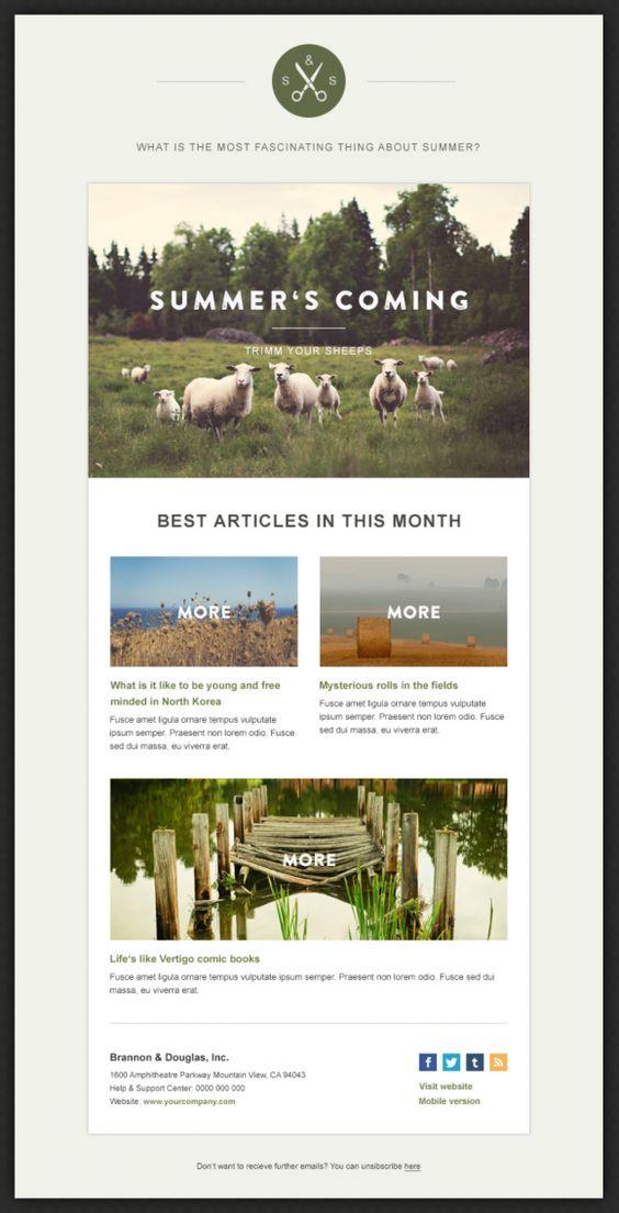 visitas al blog con email marketing