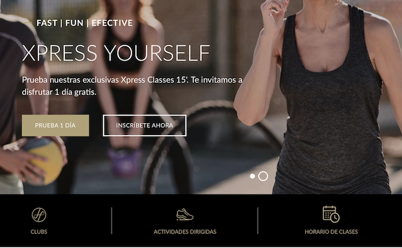 clientes para un gimnasio con email marketing