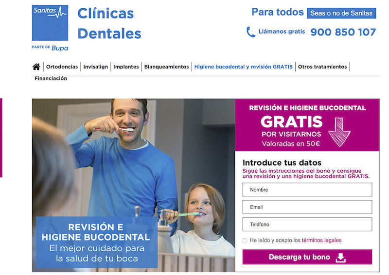 Marketing Automation para conseguir clientes en el sector dental