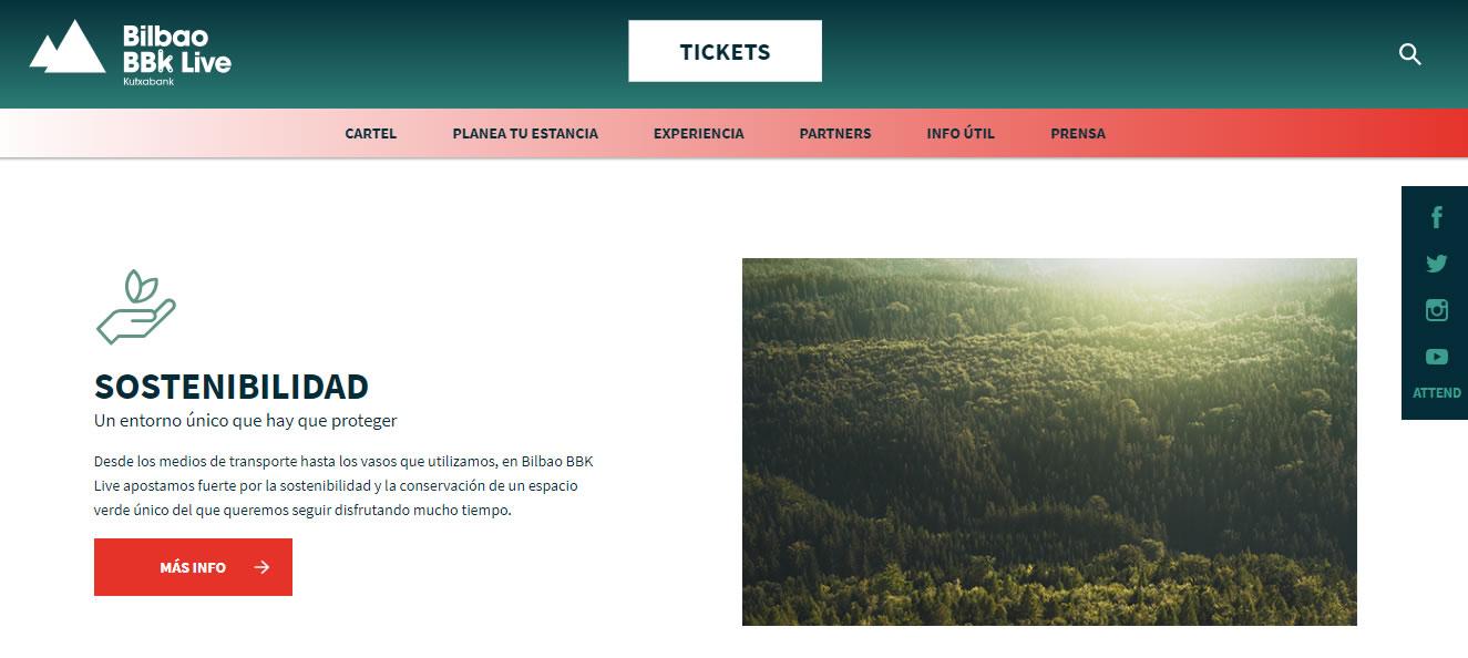 Marketing Automation para festivales de música: BBKLive