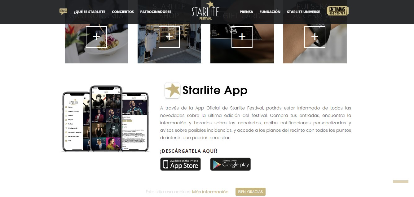 Marketing Automation para festivales de música: Starlite