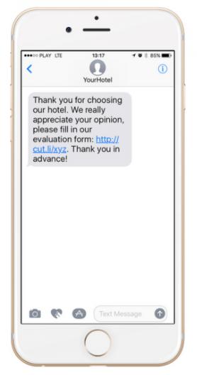 SMS marketing en el sector hotelero