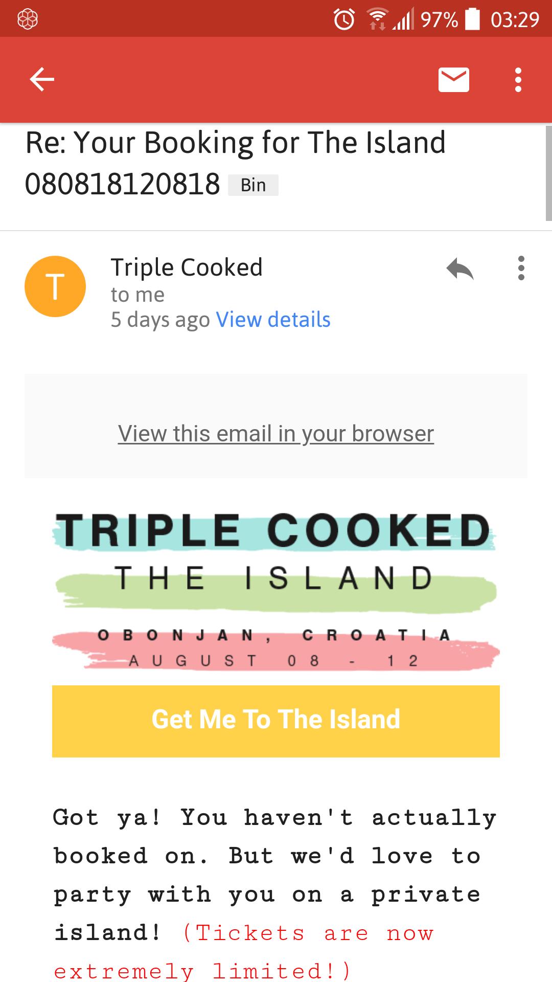 Clickbait en emailing