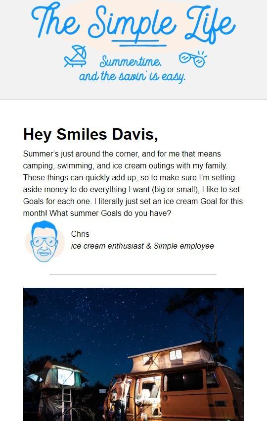 Email Marketing B2B personalización
